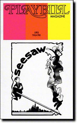 Seesaw-Playbill-03-73