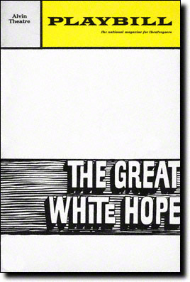 The-Great-White-Hope-Playbill-10-68
