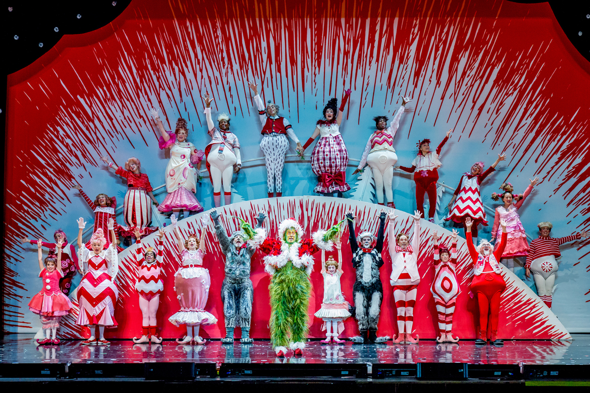 Masque Sound Kicks Off Holiday Season With Magical Production Of Dr Seuss 39 Classic Tale How