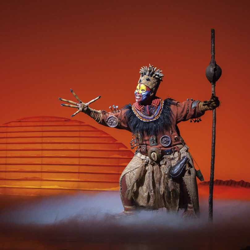 masque sound heads south of the border for world premier of the second spanish language production of the lion king - Masque Lion