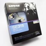 Shure SE315-CL Sound Isolating Earphones